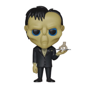 The Addams Family Lurch with Thing Pop! Vinyl Figure