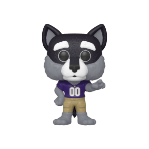 UW Harry the Husky Funko Pop! Vinyl