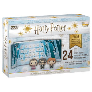 Harry Potter - Calendario dell'Avvento Mini Funko Pop!