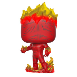 Marvel 80th Human Torch Funko Pop! Vinyl