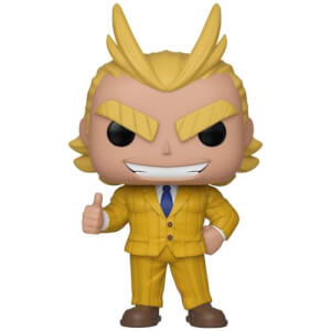 My Hero Academia - All Might (Lehrer) Pop! Vinyl Figur