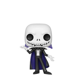 Nightmare Before Christmas - Jack Vampiro Figura Pop! Vinyl