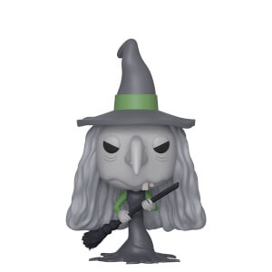 Disney Nightmare Before Christmas - Hexe Pop! Vinyl Figur