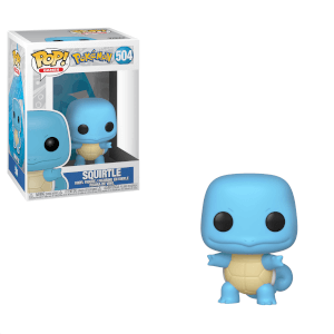 Squirtle Pokemon Funko Pop! Vinyl