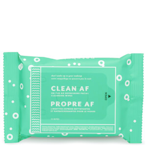 Patchology Clean AF On-the-Go Refreshing Facial Cleansing Wipes - 15 Count