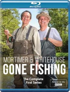 Mortimer & Whitehouse: Gone Fishing Series 1