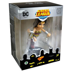 Herocross Justice League PVC Action Figure Woman Wonder 9 cm