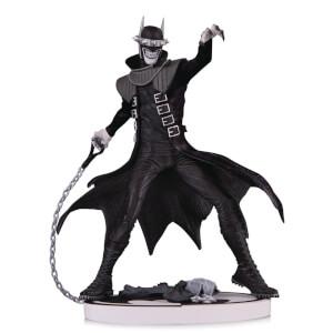 DC Collectibles Batman Black & White Statue The Batman Who Laughs 2nd Edition 19 cm