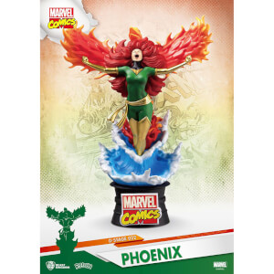 Beast Kingdom Marvel Comics D-Stage PVC Diorama X-Men Phoenix 15 cm