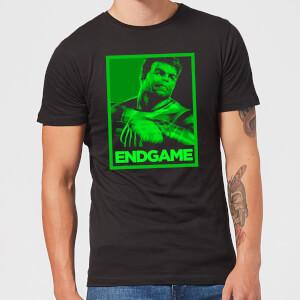 Avengers: Endgame Hulk Poster heren t-shirt - Zwart