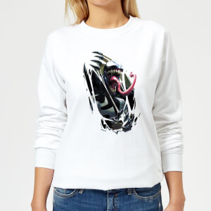 Marvel Venom Inside Me dames trui - Wit