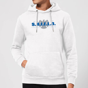 Marvel Avengers Director Of Shield Hoodie - White