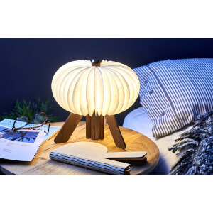 Gingko The R Space Lamp - Walnut
