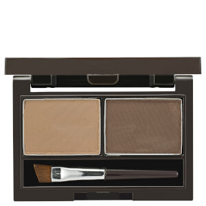 Holika Holika Wonder Drawing Eye Brow Kit - 02 Ash Brown 12g