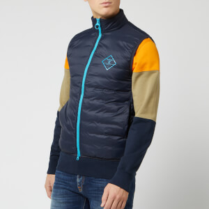 Barbour Men's Beacon Kelso Gilet - Navy