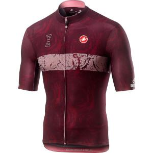 Castelli Giro D'Italia Sangiovese Jersey