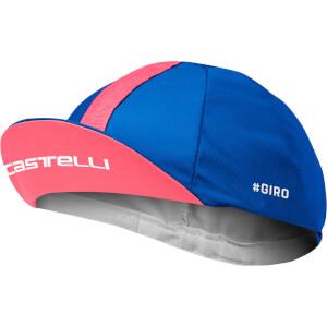 Castelli Giro D'Italia Cap - Azzurro
