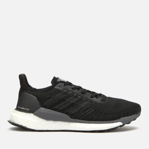 adidas Women's Solar Boost 19 Trainers - C Black/Carbon/Grey Five