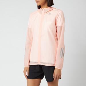adidas Women's Response Jacket - Pink