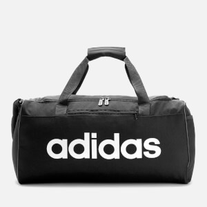 adidas Linear Core Duffle Bag - Small - Black