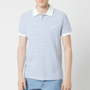 A.P.C. Men's Philippe Polo Shirt - Blanc