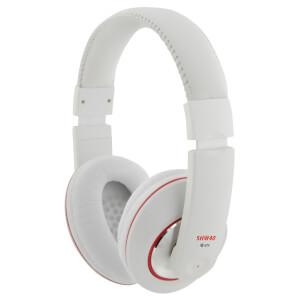 AV: Link Stereo SHW40 Headphones - White