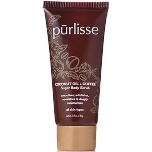 Purlisse Coconut Oil + Coffee Sugar Body Scrub