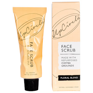UpCircle Floral Face Scrub with Coffee 100ml