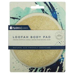Hydrea London Organic Egyptian Loofah Body Pad 15cm
