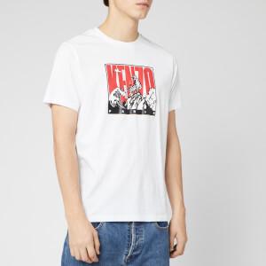 KENZO Men's Mountain Slim T-Shirt - White