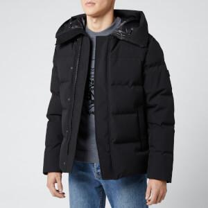 KENZO Men's Short Down Jacket - Black