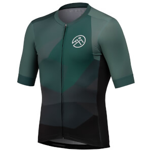 54 Degree Strato Jersey - Pine Green