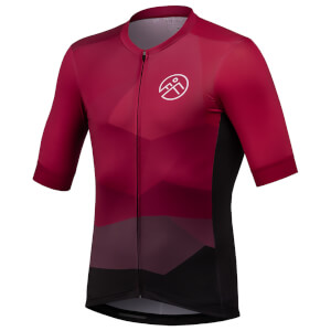 54 Degree Strato Trikot - Burnt Red