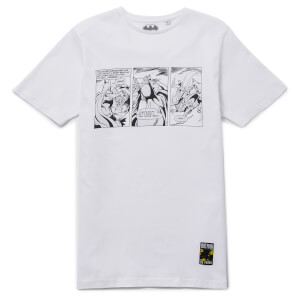 Batman 80th Anniversary Brave And The Bold T-Shirt - White