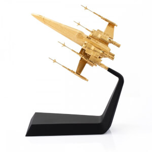 Royal Selangor Star Wars X-Wing Vehicle 12.5cm - Gold Replica