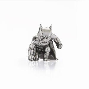 Mini-figurine Batman en étain DC Comics - 4.5cm - Royal Selangor