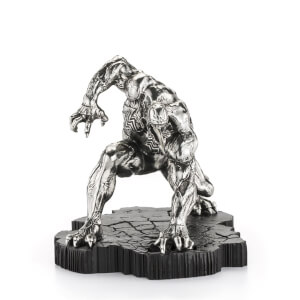 "Figurine Venom ""Dark Origin"" en étain Marvel - 12.5cm - Royal Selangor"