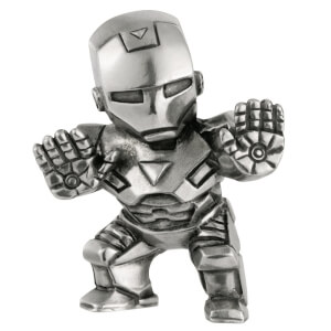 Royal Selangor Marvel Iron Man Pewter Miniature Figurine 5cm