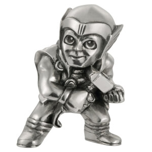 Royal Selangor Marvel Thor Pewter Miniature Figurine 5cm