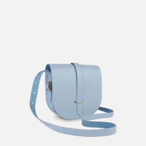 The Cambridge Satchel Company Women's Saddle Bag - Periwinkle Blue