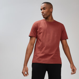 MP Men's Tape T-Shirt - Paprika