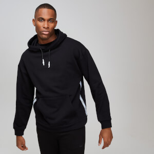 MP Tape Hoodie - Black