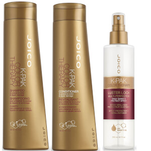 Joico K-Pak Color Therapy Bundle (Worth $56)