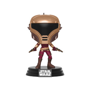 Star Wars The Rise of Skywalker Zorii Bliss Funko Pop! Figuur