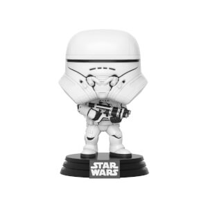 Figura Funko Pop! - Jet Trooper Primera Orden - Star Wars Episodio IX: El Ascenso De Skywalker