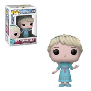 Disney Frozen 2 Young Elsa Pop! Vinyl Figure