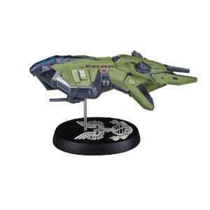 Statuette du vaisseau Vautour UNSC– Dark Horse Halo