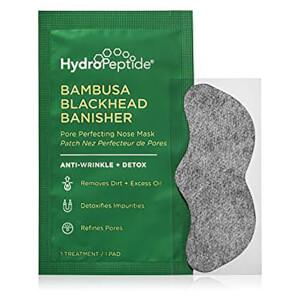 Hydroactive Bambusa Blackhead Banisher: Pore Perfecting Nose Mask 8 Pack