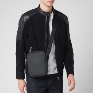 BOSS Men's Hyper Mini Messenger Bag - Black