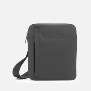 BOSS Men's Hyper Zip Envelope Bag - Black